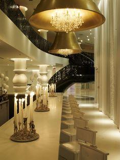 Mondrian Hotel Miami Photography by Michael Mundy