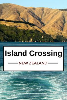 Travel Guide New Zealand - Plan your ferry crossing between the North and South islands