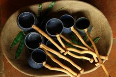 Ugu Bigyan's pottery