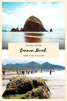 Cannon Beach Travel Guide - VISIT OREGON Visiting Cannon Beach in Oregon. Where to stay, what to do and best places to eat. Top things you can't miss! Seaside Oregon, Oregon Beaches, Oregon Coast, Oregon Travel, Travel Usa, Travel Portland, Portland Oregon, Canon Beach Oregon, Cruise Travel