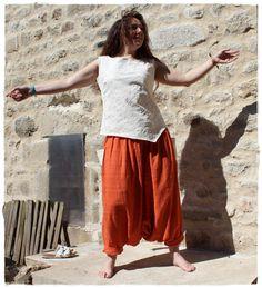 Sarouel ethnique pour femme swadhisthana par KhoutureDesigner Baggy, Cut Off, Lace Skirt, Harem Pants, Couture, Skirts, Women, Fashion, Pants