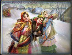 Русский народный костюм - Страница 8 - Форум