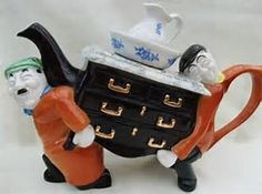Image result for Novelty Teapots English