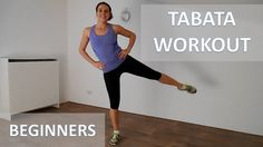 Tabata Workout For Beginners – 25 Minute Full Body Tabata Workout Routin...