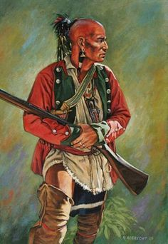Warrior artist R. Albrecht Uploaded by User