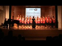 The Detska Kitka choir from Plovdiv, Bulgaria performs Missa Picola by Australian composer Sandra Milliken at Celje Youth Choir Competition in Celje, Sloveni. Composers, Choir, Competition, Music, Youtube, Musica, Greek Chorus, Musik, Choirs
