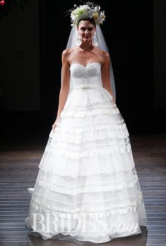 Brides: Fall 2016 Wedding Dress Trends