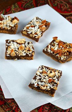 German Chocolate Cracker Candy . . . like saltine cracker toffee but with graham crackers, almonds and coconut!