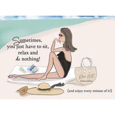 "2,035 Likes, 28 Comments - Heather 🌸 Stillufsen (@heather_rosehill) on Instagram: ""Ah, time to relax ⛱ #heatherstillufsen #weekend #beachdays #sea #icean #relax☀️ #dailyquotes…"""