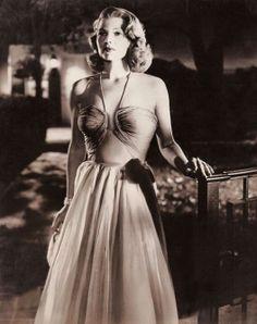 Rita Hayworth dress - Affair In Trinidad