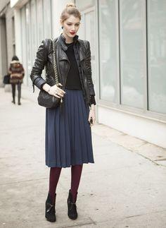И снова плиссе, тренды осени - Стильные заметки, блог о стиле и моде