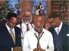 Take It To The Lord III by Henry Lee Battle | The Black Art Depot