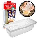 #4: Microwave Pasta Cooker  The Original Fasta Pasta  No Mess Sticking or Waiting For Boil