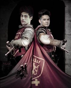 Middle Ages Malec week 2017 ... From glambertmax ... shadowhunters, alexander 'alec' lightwood, magnus bane, the mortal instruments, malec