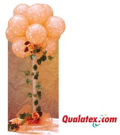 Balloon Decoration Ideas | To enquire about prices for balloon decorating services or to request ...