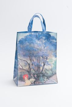 VIDA Tote Bag - Monday Morning by VIDA g73p7QRY