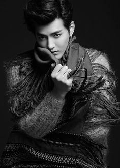 Kris Wu Yi Fan for Rayli (October 2015 issue) Chanyeol, Kyungsoo, Kris Wu, Rapper, Kim Minseok, Wu Yi Fan, Exo Korean, Exo Ot12, Models