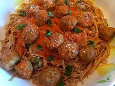 Baked Turkey Meatballs | Huffington Post