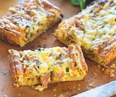 Nici Wickes' bacon and egg tart recipe gives the good ol' bacon and egg pie a run for its money! Be sure to serve with a good spicy chutney or relish Egg And Bacon Pie, Egg Pie, Tart Recipes, Cooking Recipes, Savoury Recipes, Savoury Pies, Yummy Recipes, Dinner Recipes, Rhubarb Chutney