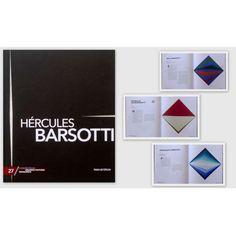 HÉRCULES BARSOTTI - Livro ricamente ilustrado e fonte de consulta sobre vida e obra do artista. HÉRCULES BARSOTTI explora possibilidades de formas geométricas como quadrados, losangos e circunferências, com o objetivo de inventar e experimentar o espaço. Em sua arte, ele cria a ilusão de tridimensionalidade. jp<br /> 680g; 29x24 cm; 96 págs.; capa dura