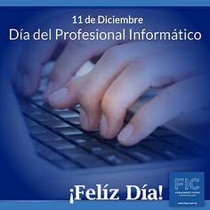 Día del profesional informático  FIC -Fernández Ivern Comunicaciones-   FleishmanHillard Affiliate in Argentina Juncal 2377 C1125ABE - Buenos Aires - Argentina  t: +54 11 4815 9366 w: http://ficpr.com.ar/ m: info@ficpr.com.ar Seguinos en Twitter: https://twitter.com/FIC_press  / Sumate en Facebook: https://www.facebook.com/fernandeziverncomunicaciones