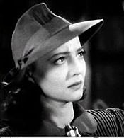 Cropped screenshot of Sylvia Sidney from the trailer for the film The Wagons Roll at Night, Courtesy of Warner Bros. Golden Age Of Hollywood, Hollywood Glamour, Hollywood Actresses, Classic Hollywood, In Hollywood, Bennett Cerf, Sylvia Sidney, Henry Fonda, The Third Person