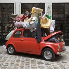 No forget nothing # Fiat 500 Merci Shop, Merci Boutique, Merci Paris, New Paris, Fiat Cars, Moving Day, Moving House, Small Cars, Happy Weekend