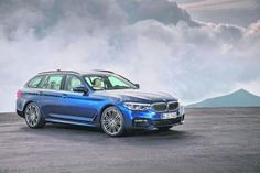 New BMW 5 Series Touring has more space