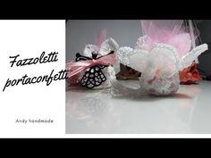 fazzoletti portaconfetto - uncinetto - YouTube The Creator, Confetti, Handmade, Youtube, Crochet Round, New Ideas, Make Soap, Sachets, Amigurumi