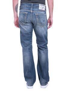 True Religion Mens Straight Leg jean Size 34 Big T Super T Sailing Reef NWT $321 #TrueReligion #ClassicStraightLeg