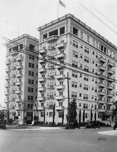 Bryson Apartments 1936
