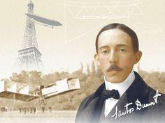 23/10 - Hoje é dia do Aviador, em homenagem ao que iniciou esta jornada: Santos Dumont