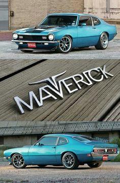 Ford Maverick custom