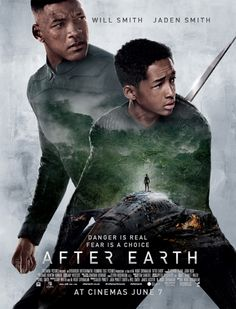Free After Earth Poster in the latest Total Film Magazine -...
