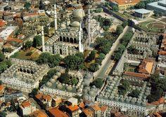 Suleymaniye Mosque and Kulliyesi - Istanbul - Turkey