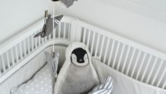 pinguin and origami fabel Sweet Dreams, Cribs, Origami, Toddler Bed, Photos, Furniture, Home Decor, Cots, Child Bed