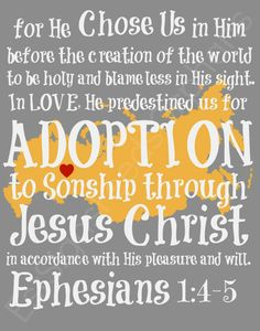 LOVE this!! - Adoption Art