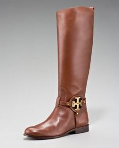 tory burch boots.  just about perfect