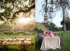 I want my wedding reception to look like this (with a few more tables, of course!)