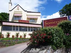 Torquay The Somerville Hotel United Kingdom, Europe The Somerville Hotel is a popular choice amongst travelers in Torquay, whether exploring or just passing through. The hotel offers a wide range of amenities and perks to ensure you have a great time. Free Wi-Fi in all rooms, casino, luggage storage, Wi-Fi in public areas, car park are on the list of things guests can enjoy. Some of the well-appointed guestrooms feature television LCD/plasma screen, internet access – wireless ...