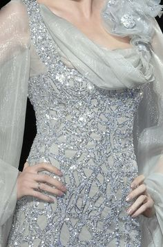 Elie Saab Fall 2008 | Beaded~Bejeweled~Bedazzled