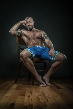 Arms tattoos: Of Beards and Men by Joseph D.R. O'Leary