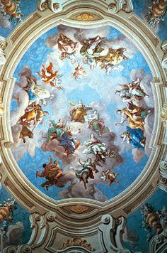 Fresco-Admont is everything I love...