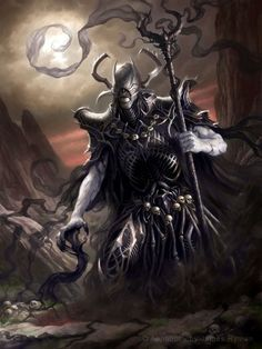 Artist: James Ryman aka namesjames - Title: dark matter - Card: Eubleus the Destructive