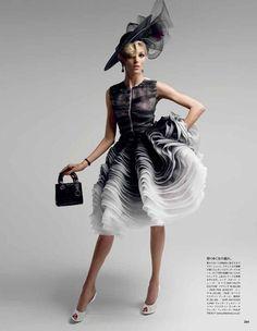 Dior for Vogue Japan May 2012