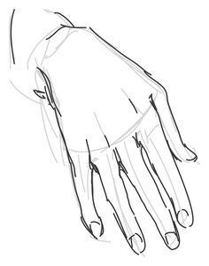 Hand Drawing Reference, Art Reference Poses, Art Poses, Drawing Poses, Pencil Art Drawings, Art Drawings Sketches, Anime Hand, Poses References, Drawing Expressions