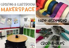 Creating a classroom MakerSpace! Teachers Love Amazon
