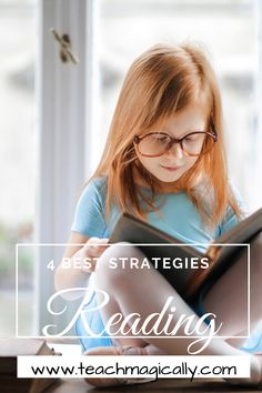 If you teach beginning readers check out these best strategies to help them learn.