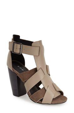 Kelsi Dagger Brooklyn 'Belle' Sandal (Women) available at #Nordstrom