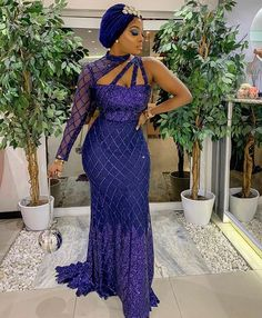Wedding Guests Steal-worthy Looks - Wedding Digest Naija African Lace Dresses, Latest African Fashion Dresses, African Print Fashion, African Lace Styles, Aso Ebi Lace Styles, Lace Gown Styles, Ankara Styles, Nigerian Dress, African Fashion Designers